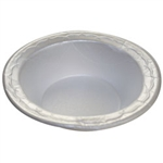 Placesetter Satin Non-Laminated White Bowl - 12 oz.