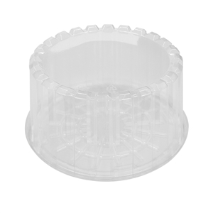 Cake Combo Deep Clear Base - 5.25 in. x 10 in.