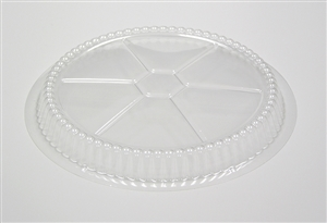 Shal Dome Plastic Clear Cover For 50930 - 9 in.