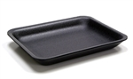 Black 4P Foam Tray - 9.25 in. x 7.25 in. x 1.38 in.