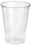 PET Cup Tall Clear - 9 Oz.