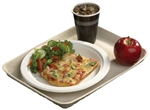 Cafeteria Natural Tray Molded Fibre - 9 in. x 12 in.