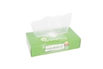 Envirosheets Q-10 Natural HDPE Deli Sheet - 10 in. x 10.5 in.