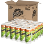 Bounty Regular White 2 Ply Roll Towel - 11 in. x 10.2 in.