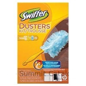 Blue Synthetic Dusters Blend Kit - 6 in.