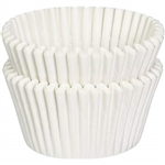 White Baking Cups - 3 in.