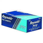 Interfolded Aluminum Foil Sheets - 9 in. x 10.75 in.