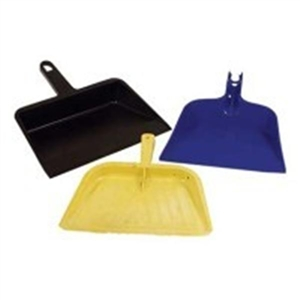 Dust Pan with Dust Broom