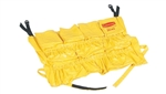 Brute Yellow Caddy Bag For 32 40 and 44-Gal