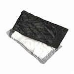 Compression Pack Black and White Driloc Pad - 4.75 in. x 7 in.