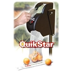 Quick Star Clear Produce Bag - 15.5 in. x 20 in.