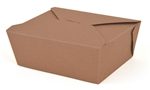 Champpak Retro Box Paper Kraft - 6. in. x 4.75 in. x 2.5 in.