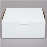 White Non-Window Bakery Boxes - 6 in. x 6 in. x 3 in.
