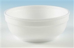 Handi-Kup Universal Disposable Hot and Cold Bowl Foam White - 6 Oz.
