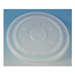 Translucent Straw Slot Lid For C3224 Cup - 32 Oz.