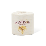 Windsor Place Bathroom Tissue 2 Ply White - 4.5 in. x 3 in.