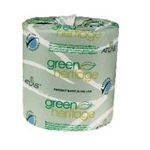 Two Ply White Toilet Tissue - 4.5 in. x 3.5 in.
