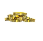 #73 Organically Grown Product Of Usa Rubberband