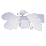 Filter Envelope Paper 1.5 in. Hole 1 Side - 14 in. x 22 in.