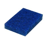 Extra Heavy-Duty Blue Pad - 3.5 in. x 6 in.