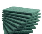 Scour Pad Green - 4.5 in. x 6 in.