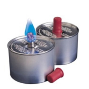 Chafing Dish Liquid Deg Fuel with Wick - 8 oz.