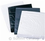 Steel-Flex Can Liner .74-MIL White - 38 in. x 58 in.