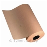 8.5 in. Diameter Brown Kraft Paper Roll - 48 in.