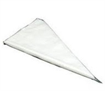 Hdpe Clear Disposable Pastry Bag - 21 in.