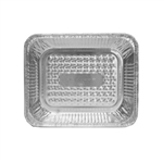 Aluminum Foil Half Size Steam Table Pan - 13 in. x 10 in. x 2.6 in.
