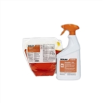 Greaselift Translucent Spray Bottle with Label - 32 oz.