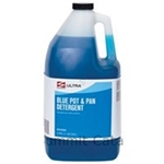 Swisher Ultra Blue Pot and Pan Detergent - 1 Gal.