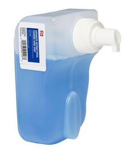 Advanced Antibacterial Foaming Hand Soap Blue 750 Ml