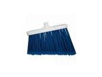 Flagged Blue Lobby Broom - 9 in. x 2 in. x 6 in.