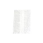 Low Density Hole Vented Poly Bag - 6 in. x 3.5 in. x 15 in.