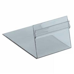Easel Clear Card Holder - 1 in. x 2 in.