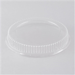 Plastic Clear Lid for Angel Food Cake Pan - 10 in. x 1 in.