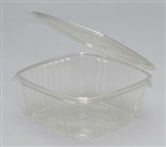 Hinged Deli Containers APET Clear - 64 Oz.