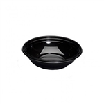 Crystalline Plastic Serving Bowl Black - 32 Oz.