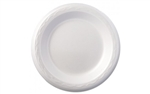 Celebrity Non Laminated White Foam Plate - 6 in.