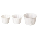 Portion Cup Paper White - 2 oz.