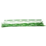 Twist Tie Green Leaf Lettuce Green - 18 in.
