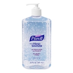 Purell Advanced Hand Sanitizer Gel Pump Bottle - 20 Oz.