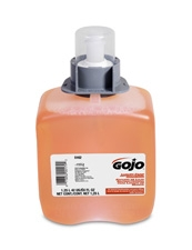 Luxury Antibac Foam Handwash Orange - 1250 ml.