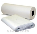 Regular Newsprint Paper Roll 24 Lb. White - 24 in. x 1200 ft.