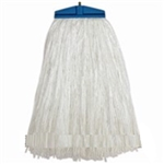 Lay-Rite Mop Head Rayon White - 32 Oz.