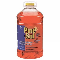 Pine Sol Orange All Purpose Cleaner - 144 oz.