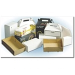 Deli Fresh Snack Box Chipboard Kraft - 7 in. x 4.5 in. x 2.75 in.