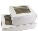 Bakery Fresh Auto Window Bakery Box - 9 in. x 4 in. x 3.5 in.