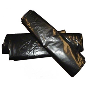 Repro Black Low Density 60 Gallon Can Liner - 42 in. x 46 in.